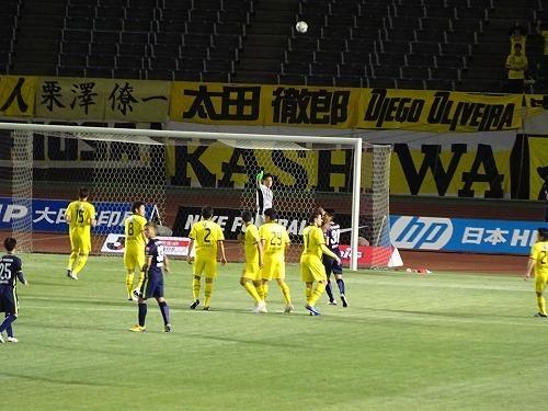 サンフレッチェ広島vs柏レイソル
