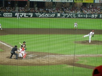 投打に日本ハムとの力の差を感じる3連敗