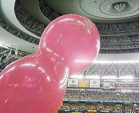 京セラドームで広島カープを初アウエー応援