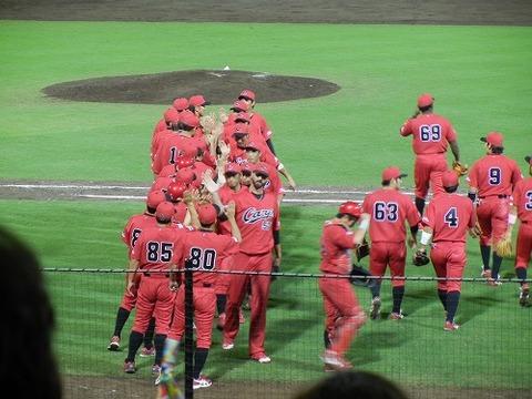 グダグダ投手で阪神打線抑えて絶好調の能見からホームラン2発でまさかの勝利